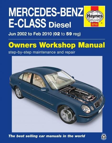 Mercedes-Benz E-Class Diesel (02-10)