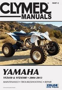 Bilde av Yamaha YFZ450 & YFZ450R