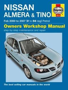 Bilde av Nissan Almera & Tino Petrol (Feb