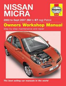 Bilde av Nissan Micra Petrol (03 - Sept