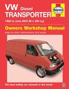 Bilde av VW T4 Transporter Diesel (90-03)