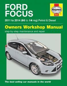 Bilde av Ford Focus Petrol & Diesel (11 -