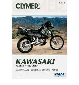 Bilde av Kawasaki KLR650 1987-2007