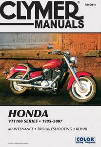 Bilde av Clymer Manuals Honda VT1100