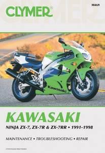 Bilde av Clymer Manuals Kawasaki Ninja