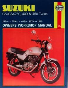 Bilde av Suzuki GS/GSX250, 400 & 450