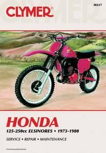 Bilde av Clymer Manuals Honda 125-200cc