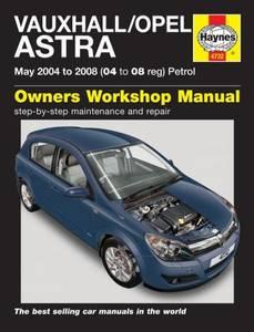 Bilde av Vauxhall/Opel Astra Petrol (May