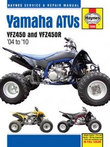Bilde av Yamaha ATVs YFZ450 & YFZ450R (04