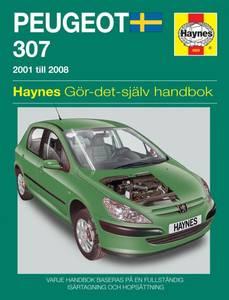 Bilde av Peugeot 307 (01 - 08) (svenske