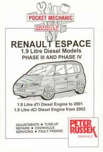 Bilde av Renault Espace 1.9 Diesel (from