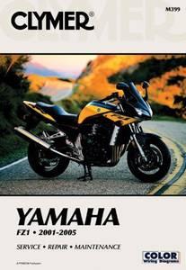 Bilde av Clymer Manuals Yamaha FZ1