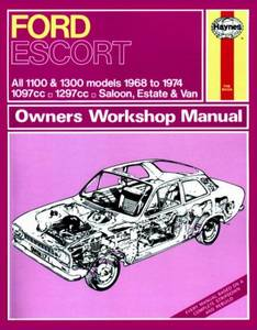 Bilde av Ford Escort Mk I 1100 and 1300