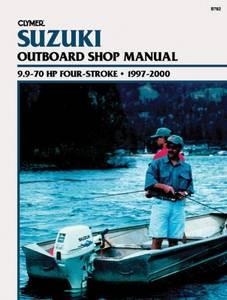 Bilde av Clymer Manuals Suzuki 9.9-70 HP,