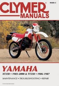Bilde av Clymer Manuals Yamaha XT350,