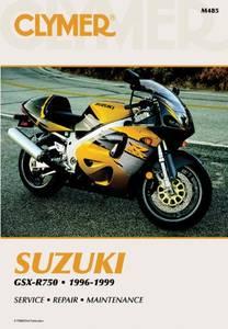 Bilde av Clymer Manuals Suzuki GSX-R750