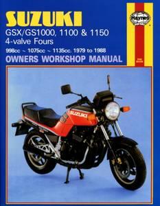 Bilde av Suzuki GS/GSX1000, 1100 & 1150