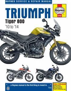 Bilde av Triumph Tiger 800 (2010 - 2014)