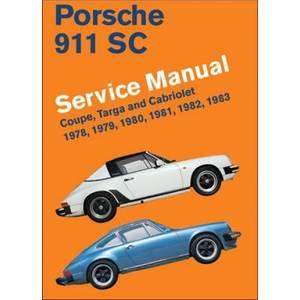 Bilde av Porsche 911 SC Service Manual