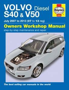 Bilde av Volvo S40 & V50 Diesel (07-13)