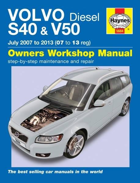Volvo S40 & V50 Diesel (07-13)