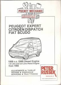 Bilde av Peugeot Expert, Citroen