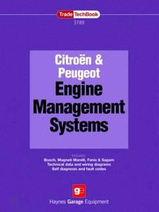 Bilde av Citroen and Peugeot Engine