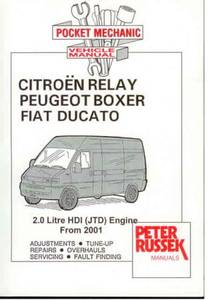 Bilde av Citroen Relay, Peugeot Boxer,
