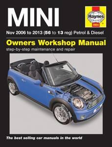 Bilde av Mini Petrol & Diesel (06-13)