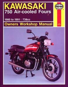 Bilde av Kawasaki 750 Air-cooled Fours