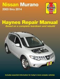 Bilde av Nissan Murano (2003-2014) Haynes
