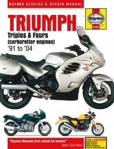 Bilde av Triumph Triples and Fours