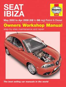 Bilde av Haynes, Seat Ibiza (02-08)