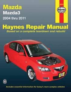 Bilde av Mazda 3 (04 to 11) (USA)