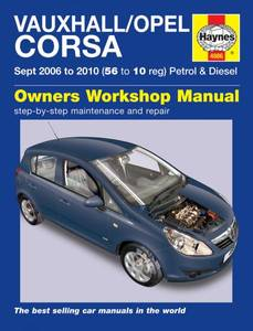Bilde av Haynes, Vauxhall/Opel Corsa