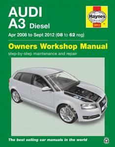 Bilde av Audi A3 (08 - 12)