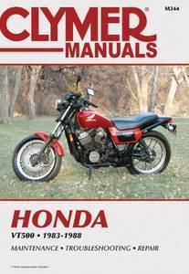 Bilde av Clymer Manuals Honda VT500