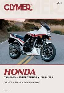 Bilde av Clymer Manuals Honda VF700F,