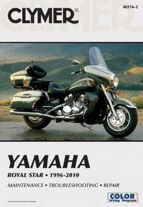 Bilde av Clymer Manuals Yamaha Royal Star