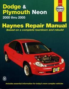 Bilde av Dodge & Plymouth Neon (00 - 05)