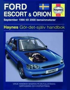 Bilde av Ford Escort & Orion (90 - 00)